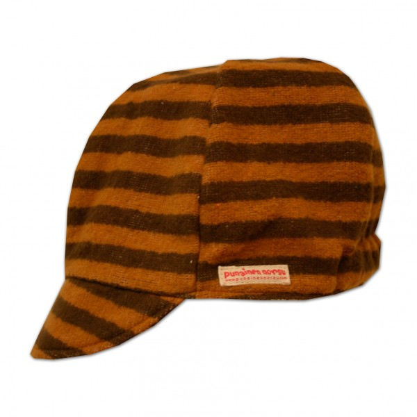 Cap. brown stripe