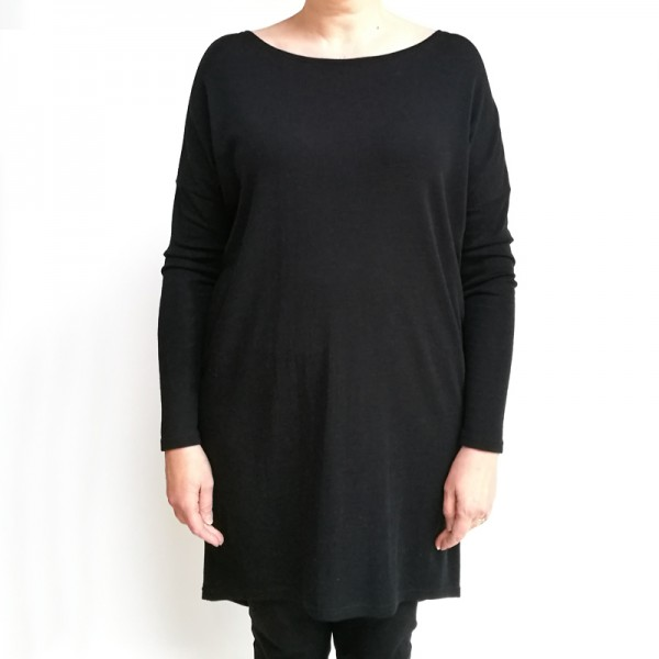 Merino wool tunic