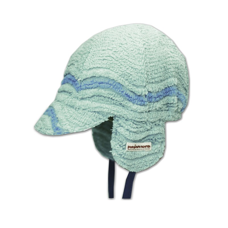 Mini cap, light blue