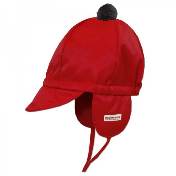 Mini cap, red